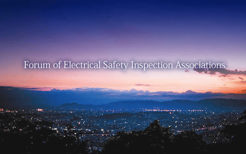 Forum of Electrical Safety Inspection Associations